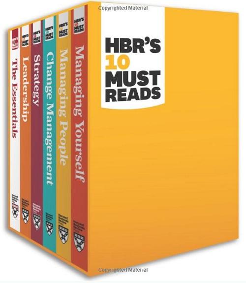 HBR's ten must read