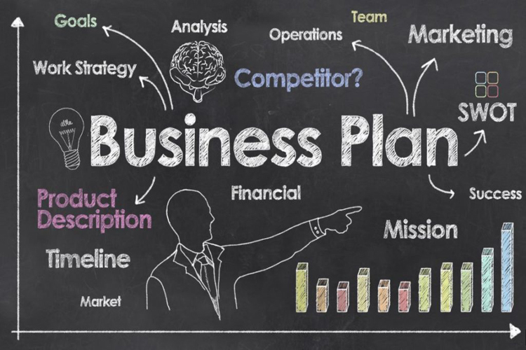 how to start a planner business