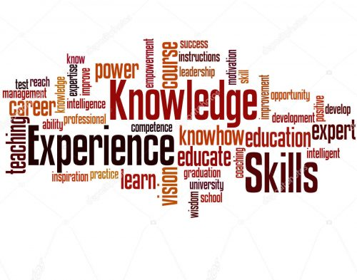 Knowledge or Experience