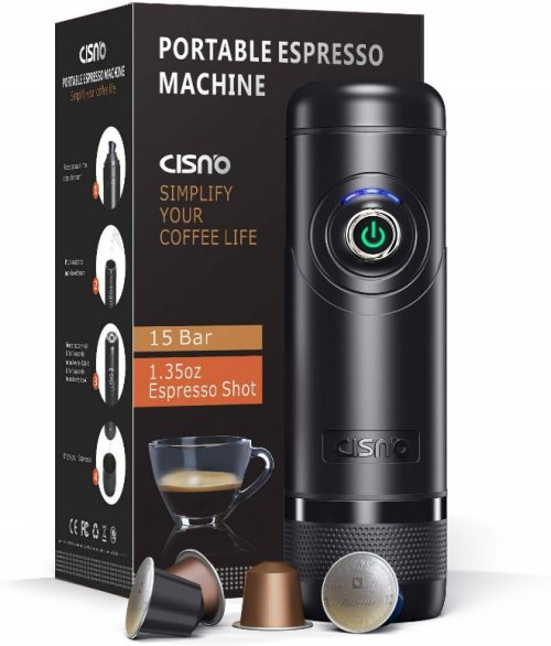 CISNO Automated Portable Espresso Machine