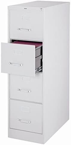 "5. 25"" Deep 4 Drawer Commercial Letter Size"