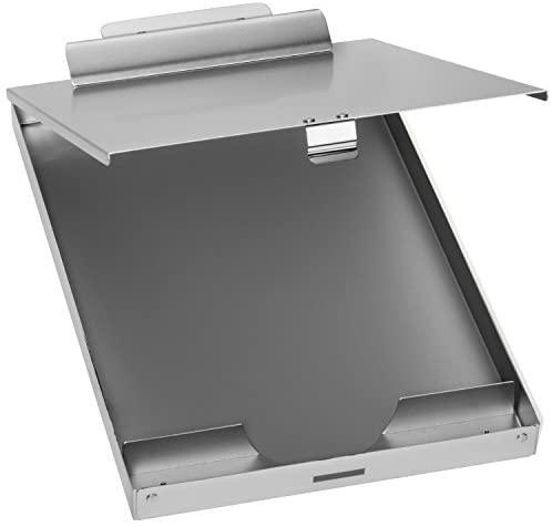 7. Blue Summit Supplies Aluminum Storage Clipboard