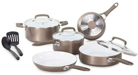 8. Wear Ever C944SA Pure Living Non-stick Ceramic Coating cookware set