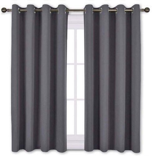 NICETOWN Blackout Curtains Panels- Custom Curtains