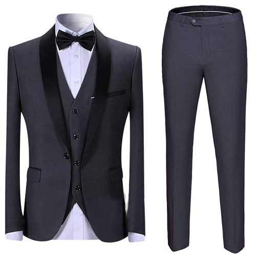 10. Boyland Men's 3 Piece Wedding casual suit | Casual Suits For Men