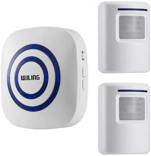 WJLING Motion Sensor Alarm