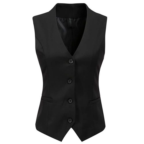 Foucome Women's Formal Regular Fitted