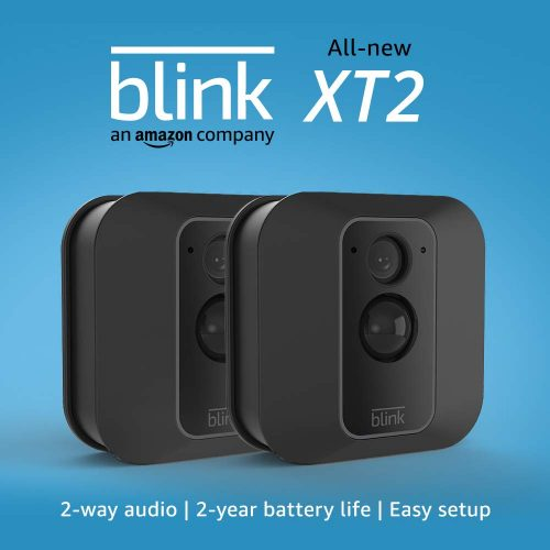 Blink XT2 Motion Activated Security Camera - Motion Activated Security Cameras