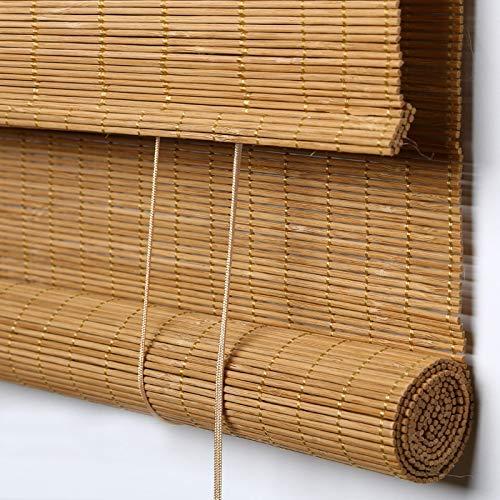 PASSENGER PIGEON Bamboo Roller Shades