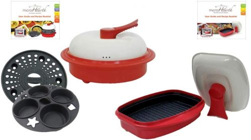 8. Microhearth Cookware Set