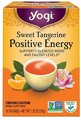 5. Sweet Tangerine Positive Energy