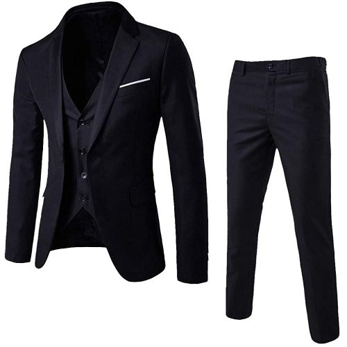 6. Daoroka Men's Casual Outwear | Casual Suits For Men