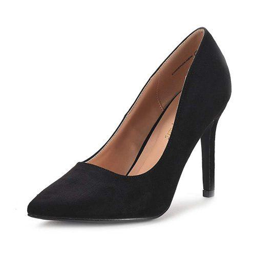 10. DREAM PAIRS Women's Heels Pump Shoes