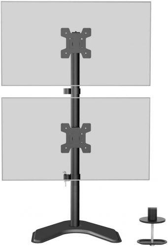 WALI Dual Monitor Desk Stand