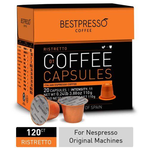 1. Bestpresso coffee Capsules for OriginalLine Machines