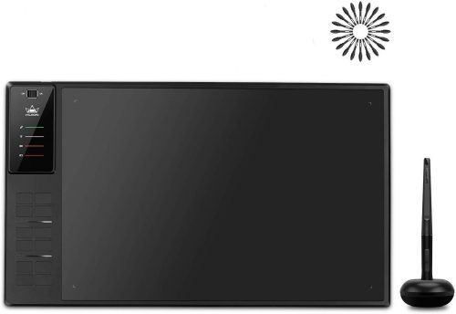 Huion Inspiroy WH1409 V2 Wireless Graphic Drawing Tablet