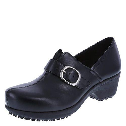 SafeTstep Slip-Resistant Women's Buckle Gretchen Clog