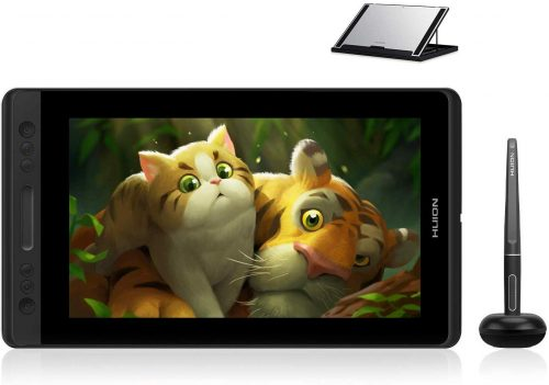 HUION KAMVAS Screen Tablet - Cheap Drawing Tablet