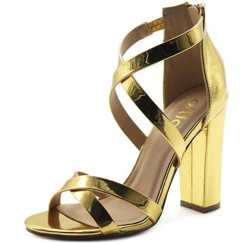 5. Ollio Women's Shoes Faux Suede