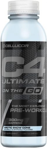 2. Cellulor ultimate energy drink | Healthy Energy Drinks