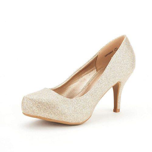 3. DREAM PAIRS Tiffany Women's New Classic Elegant