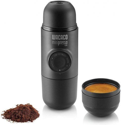4. Minipresso portable capsule machine
