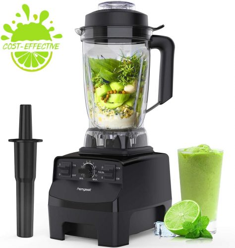 Homgeek Blender - Heavy Duty Blenders