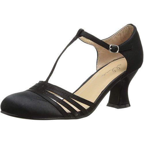 8. Ellie Shoes Women's 254 Lucille Dress Pump