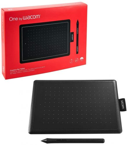 One by Wacom Graphic Drawing Tablet | Cheap Drawing Tablets