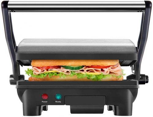 5. Chefman Electric Panini Press Grill