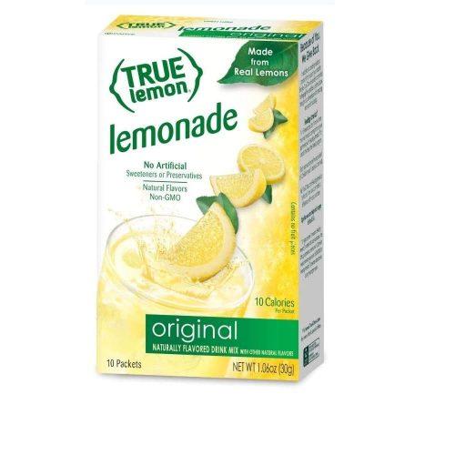 1.True Lemon Energy Drinks