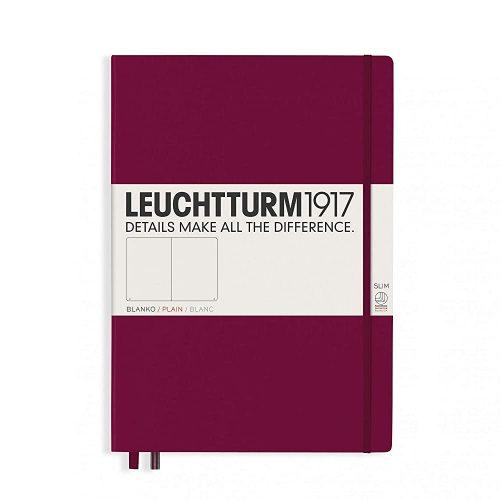 9. Leuchtturm1917 Hardcover A4+ Master Slim