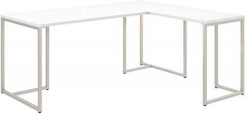 4. Office by Kathy Ireland Method 72W L Shaped Desk