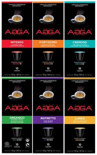 7. Café Agga Coffee