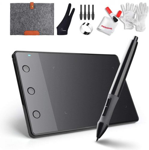 Huion H420 USB Graphics Drawing Tablet | Cheap Drawing Tablets
