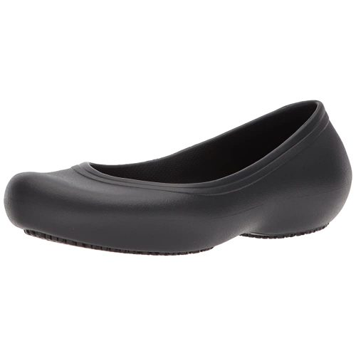 8. Crocs Women's Crocs at Work Flat