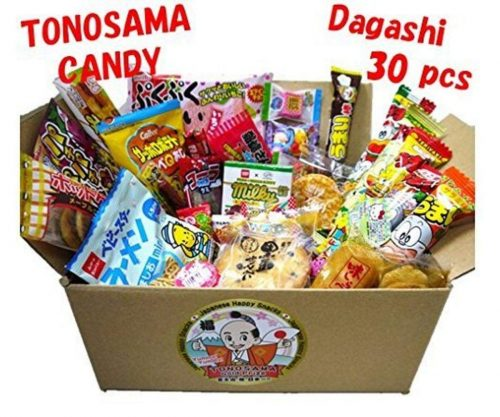 4. Variety Snack Care Package