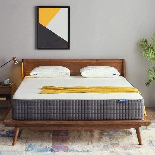 8. King Mattress, Sweetnight 12 Inch King Size Mattress| Platform Bed Mattresses