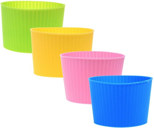 1. COMOS Pack of four Assorted Colors