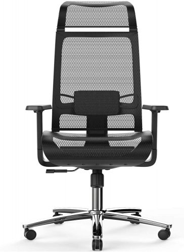 4. Bilkoh Mesh Office Chair Ergonomic Office Chair | Comfortable Office Chairs