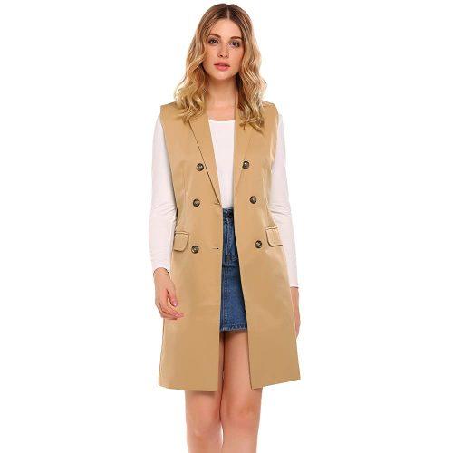 5. Zeagoo Casual Lapel Blazer Jacket