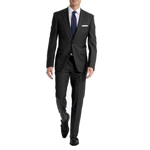 8.Calvin Klein Men's Suit