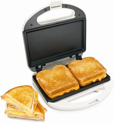 3. Proctor-Silex Sandwich Maker white