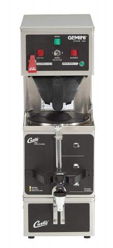Wilbur Curtis Gemini Single Coffee Brewer | Coffee Vending Machine