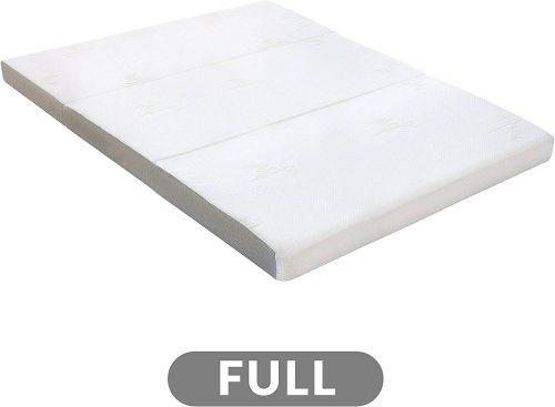 Milliard Full Tri Folding Mattress