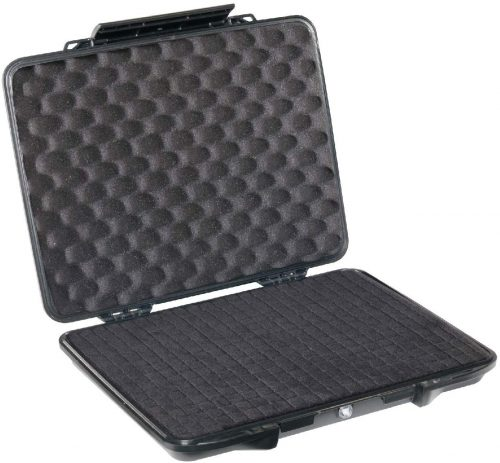 7. Pelican 1085 Laptop Case with Foam (Black)