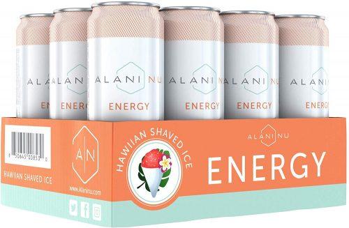 8. Alani Nu Energy | Healthy Energy Drinks