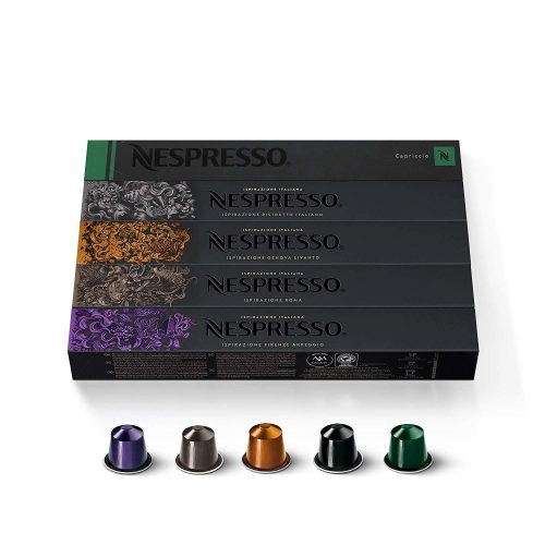 5. Nespresso Original Capsule Assortment