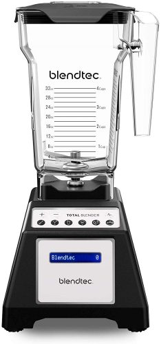 Blendtec Total Classic Original Blender - Heavy Duty Blenders
