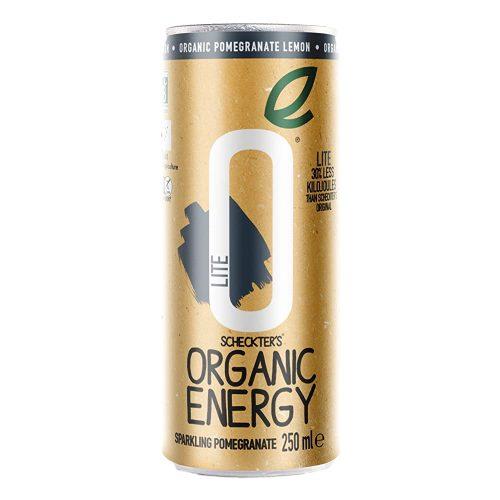 3. Scheckter's Organic Energy Drink